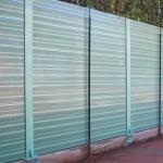 Barreiras acústicas em rodovias