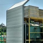 Atenuador de ruído para torre de resfriamento