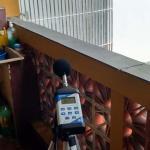 Empresa de medição de ruídos
